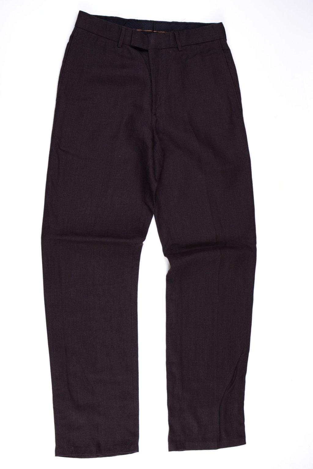 Kalhoty Next pánské hnědé vel S/ 30R 76cm 38