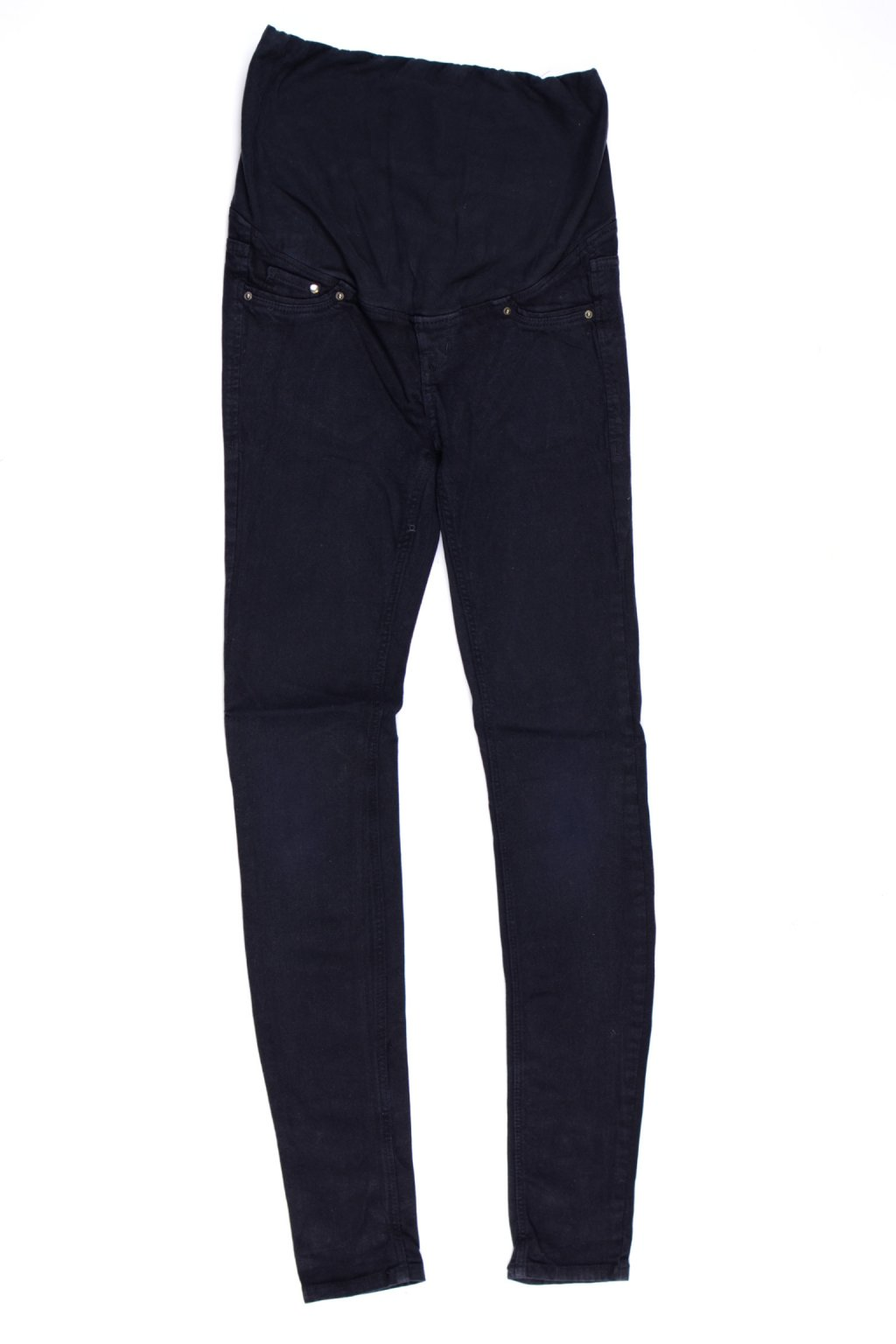 Kalhoty H&M MAMA vel 36 černé těhotenské