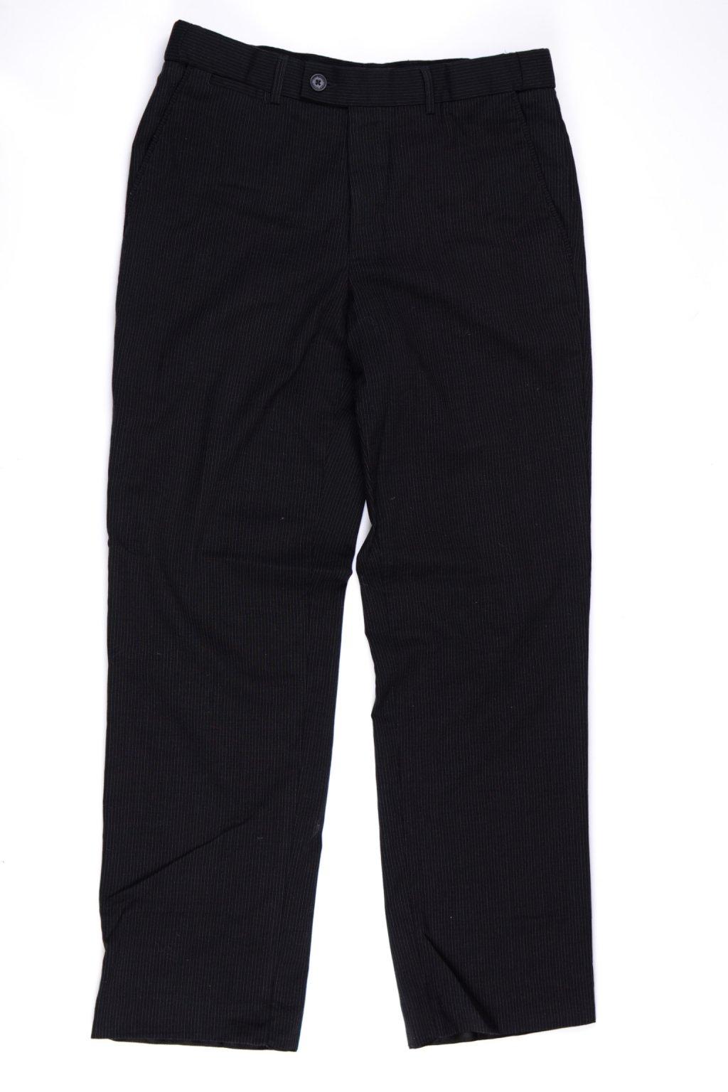 Kalhoty Debenhams vel 34R/ vel M pánské