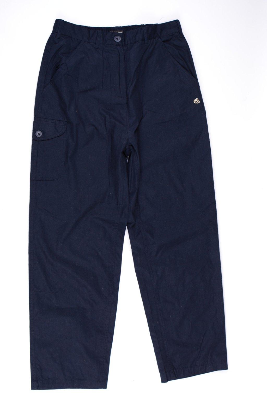 Kalhoty Craghoppers vel EUR 40/ UK 14 vel S-M černé
