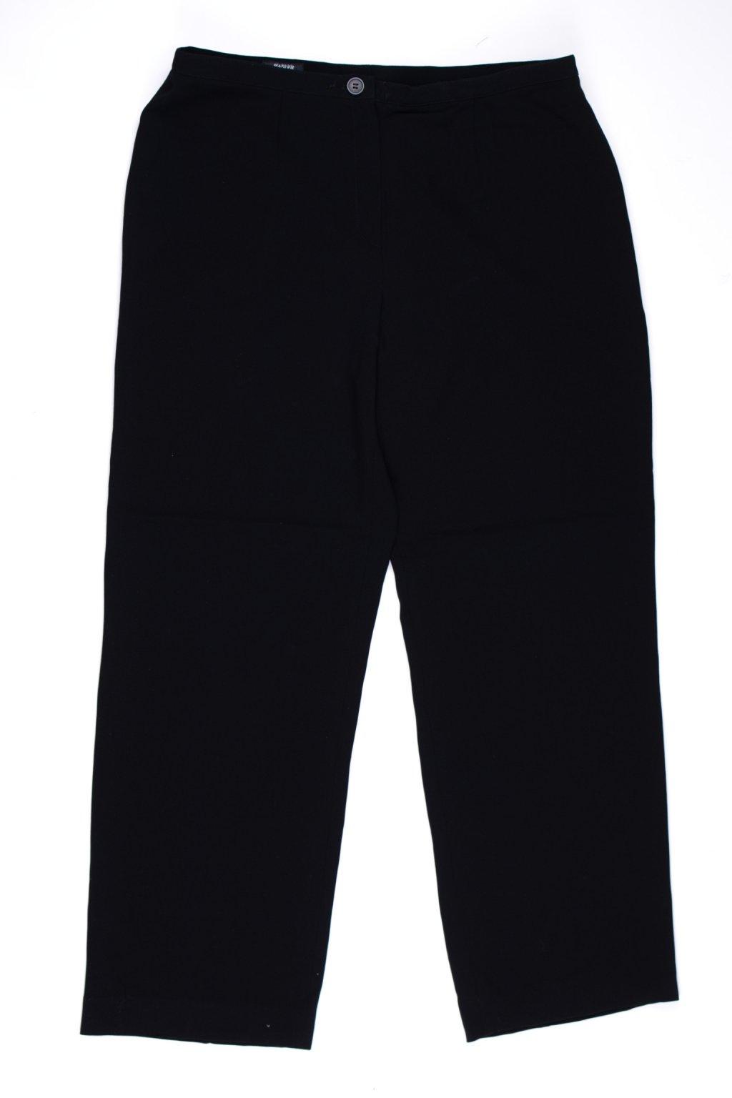 Kalhoty formální Basler vel M/L 42-44 černé
