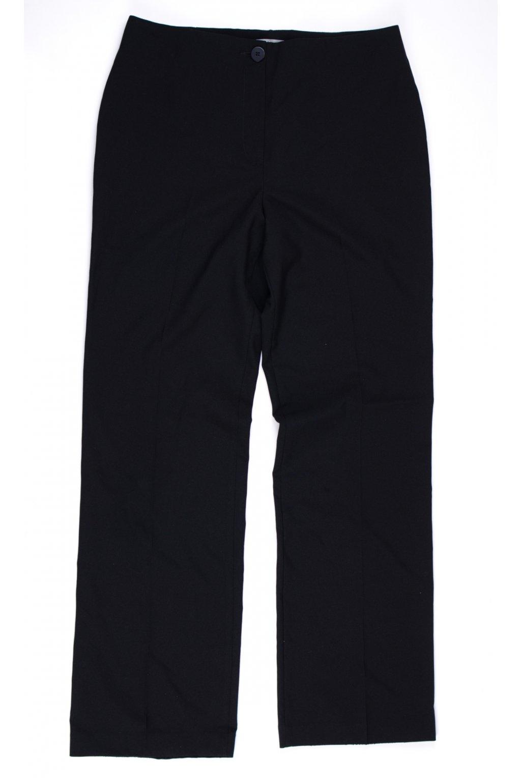 Kalhoty M&S Woman vel M/UK12 černé formální