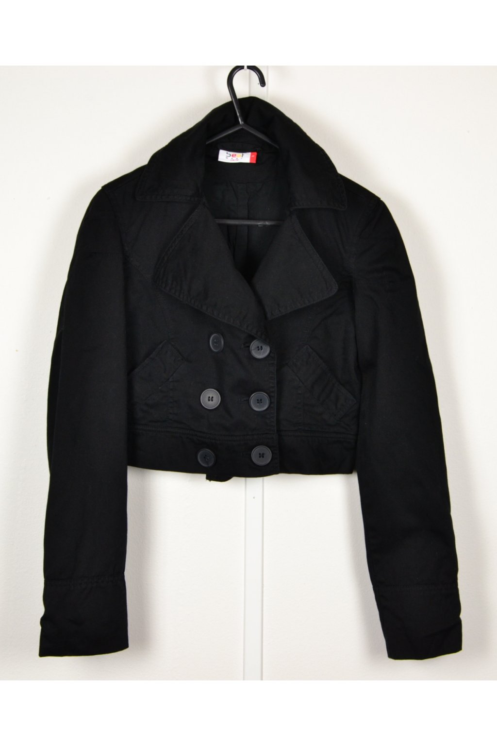 Kabátek Beat vel  176/ 14-15 let černý