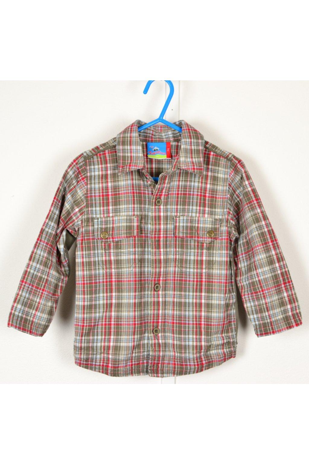 Košile Topolino vel 86/12-18 M