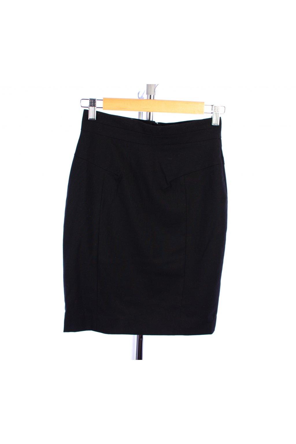 Sukně černá H&M vel. 34 / XS