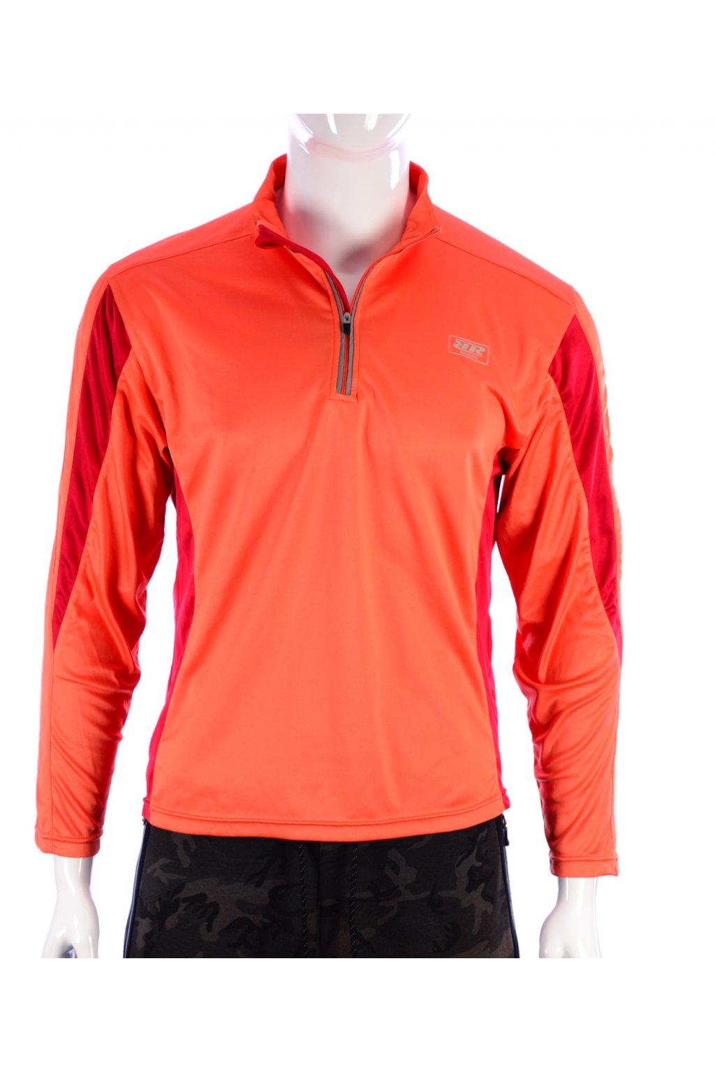 Tričko sportovní oranžové Feroti sport vel. XL