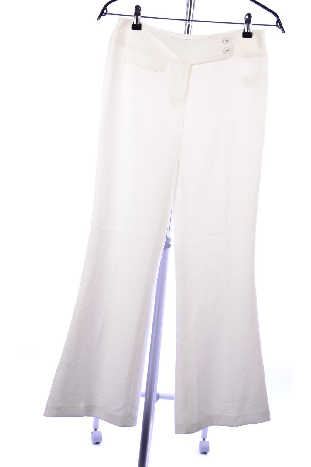 Kalhoty Next petite vel Uk 6/XS -S bílé