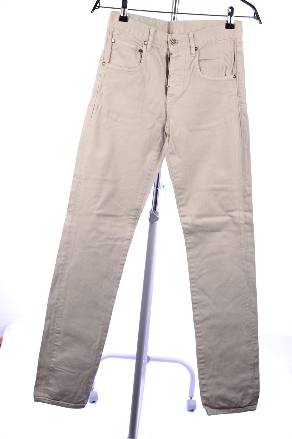 Kalhoty rifle Twenty eight Spitalfields  vel XS béžové