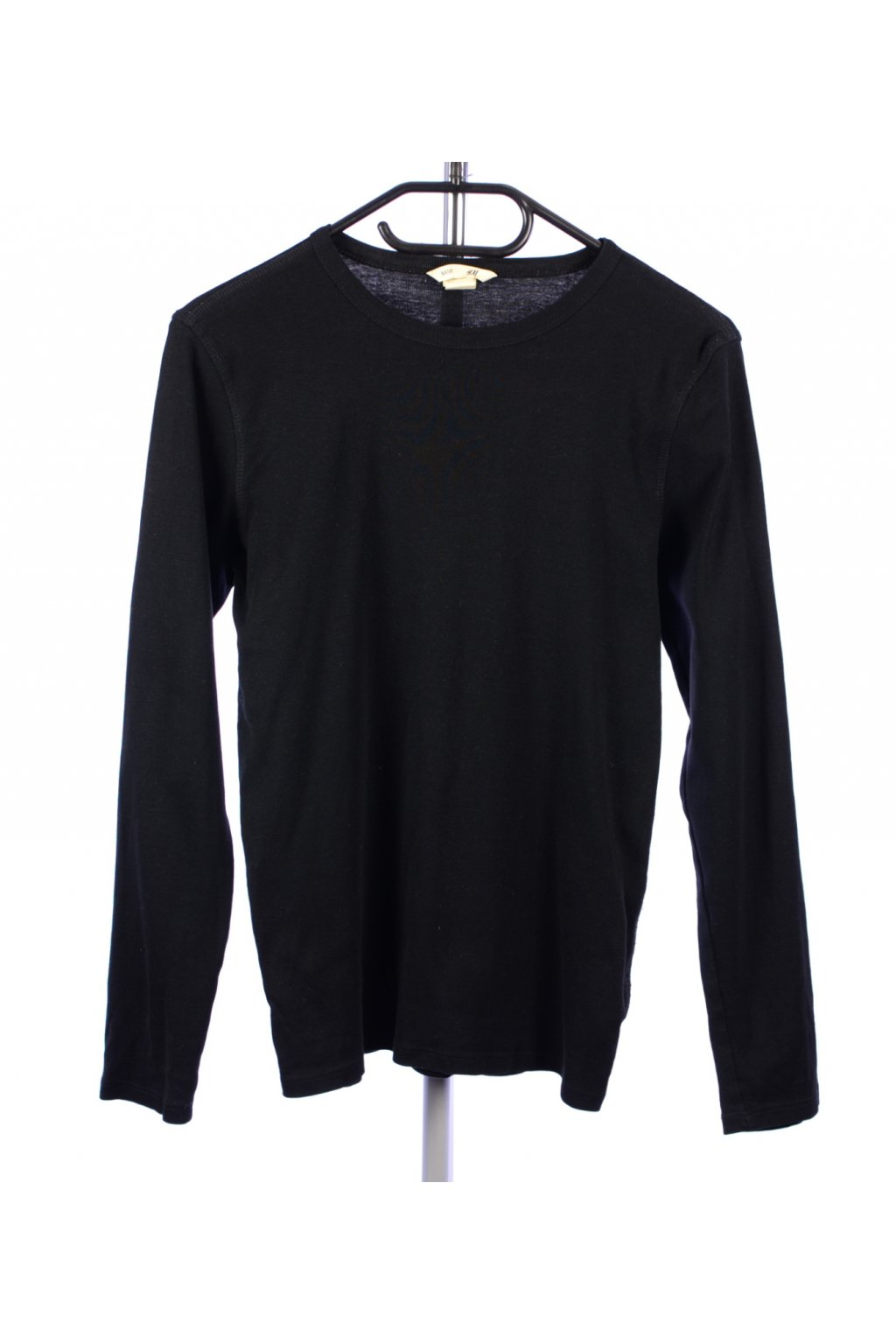 Tričko dlouhý rukáv H&M vel 170/14+ černé