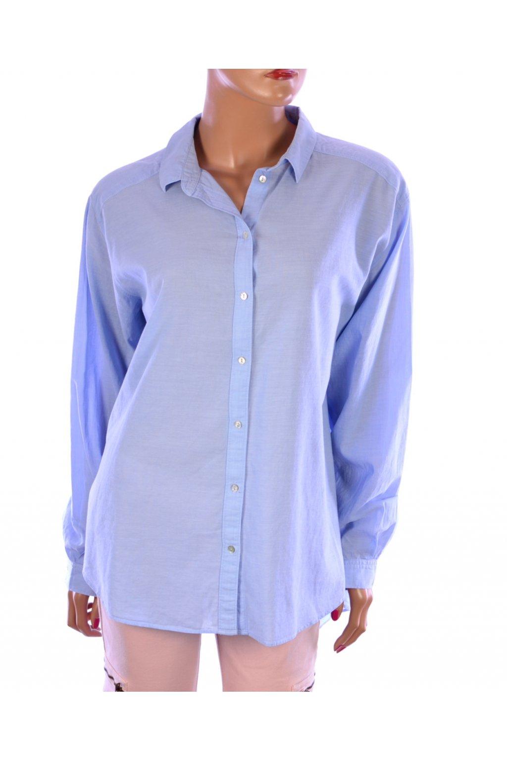 Halenka košile modrá vel. XL