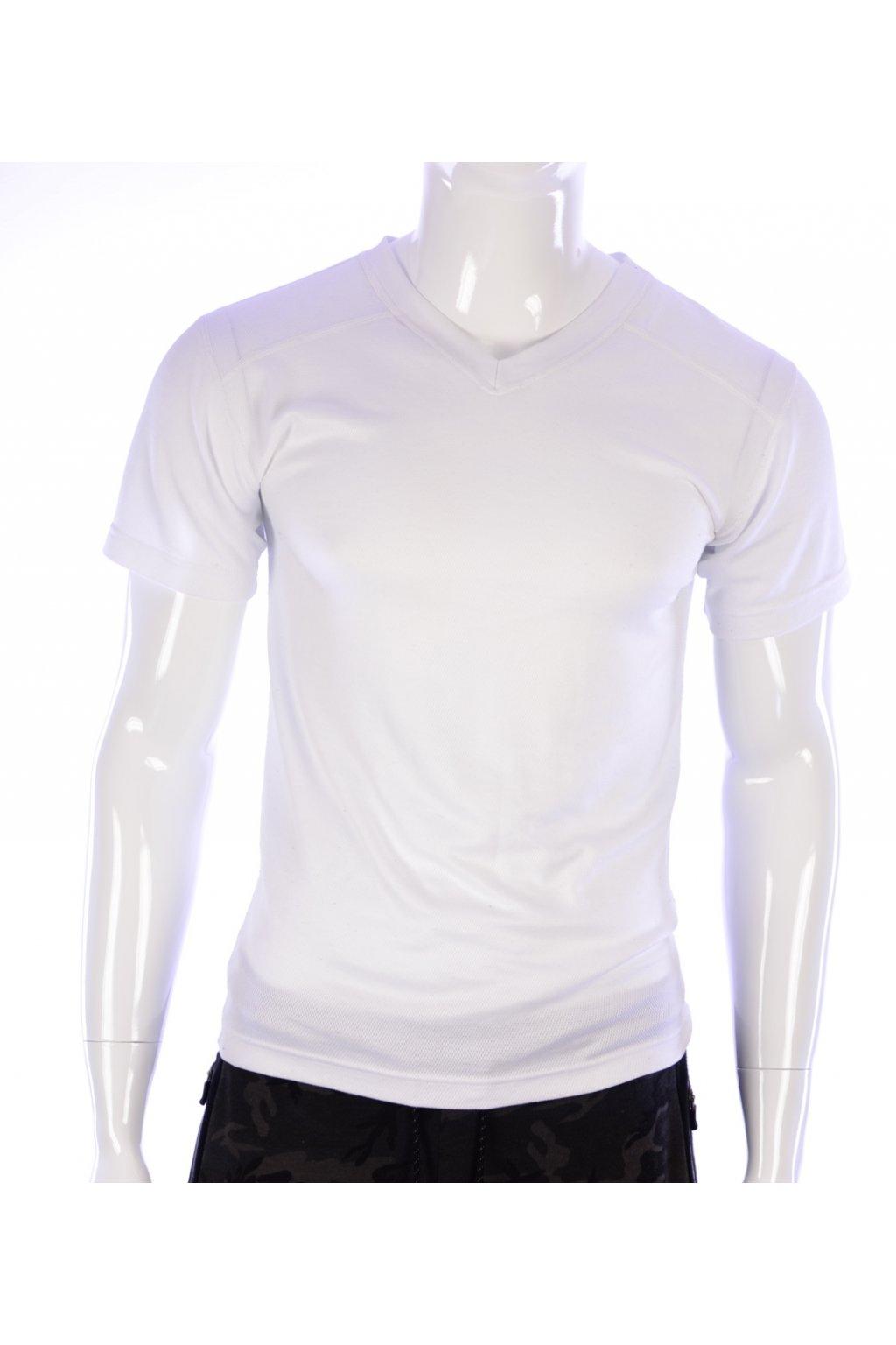 Tričko bílé Thermoaktiv vel. S @
