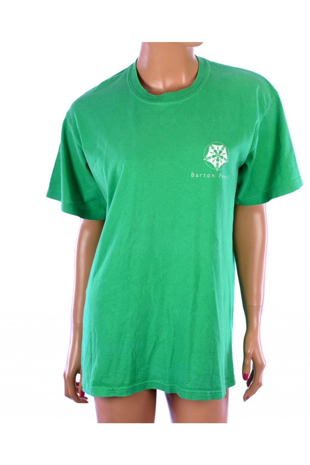 Tričko zelené Gildani vel. M