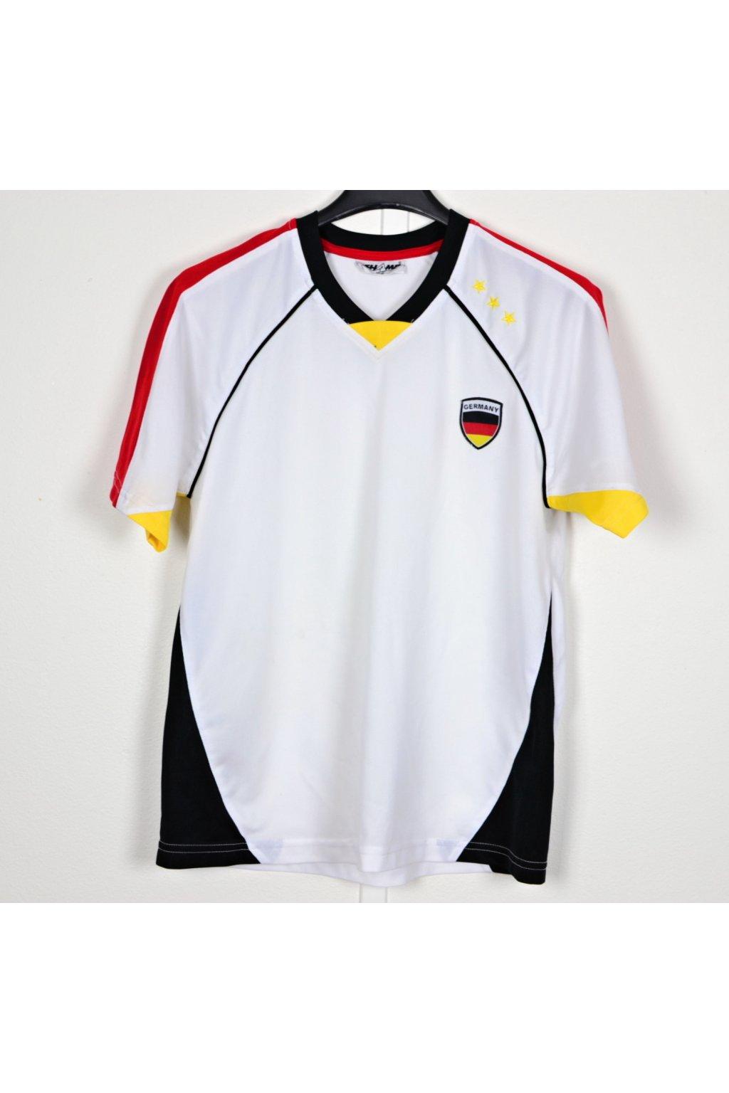 Dres sportovní tričko Shamp vel 152