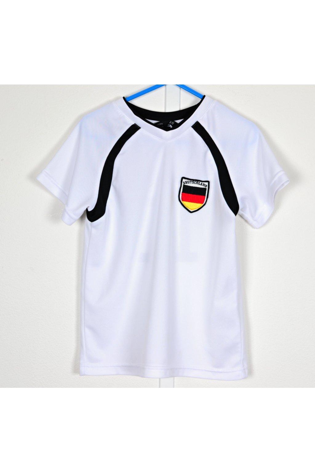 Dres sportovní tričko H&M vel 110/116