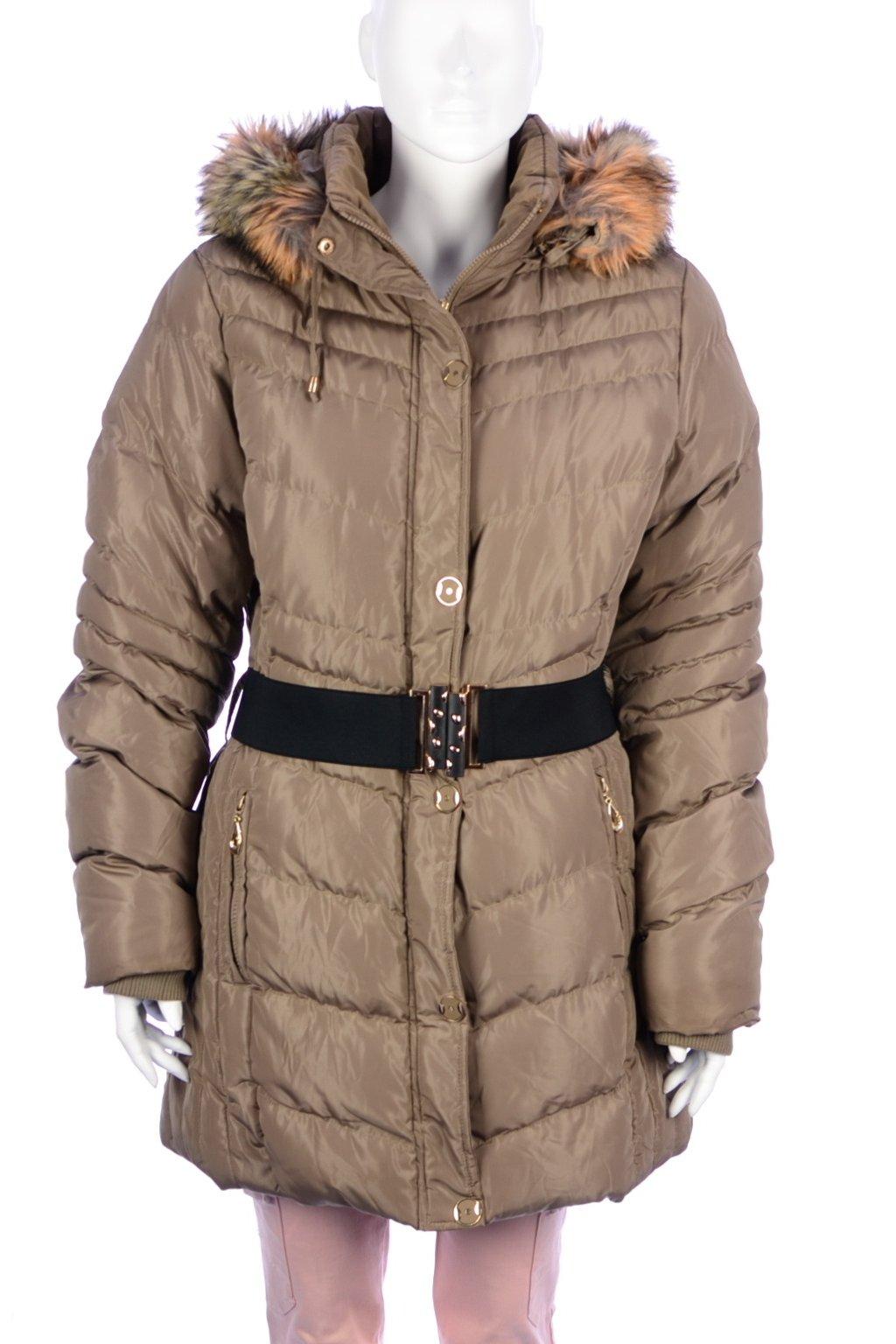 Kabát bunda zimní Hikis Fashion vel. 44 / L