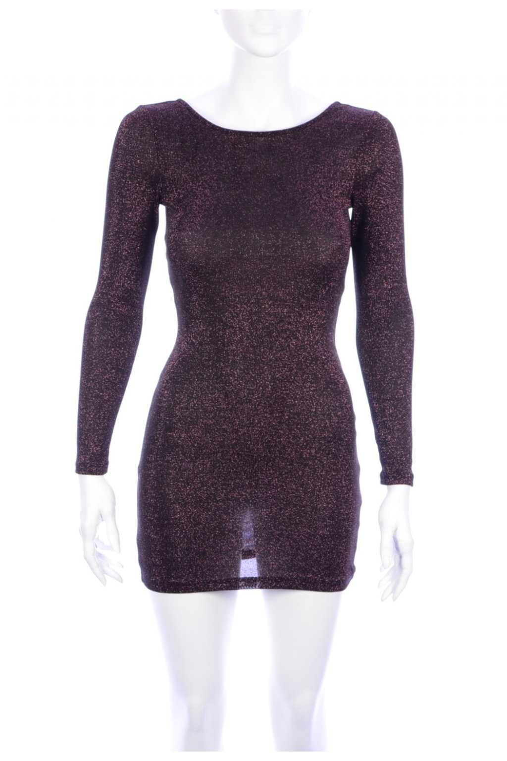 Šaty H&M třpytivé vel. 32 / XXS - XS