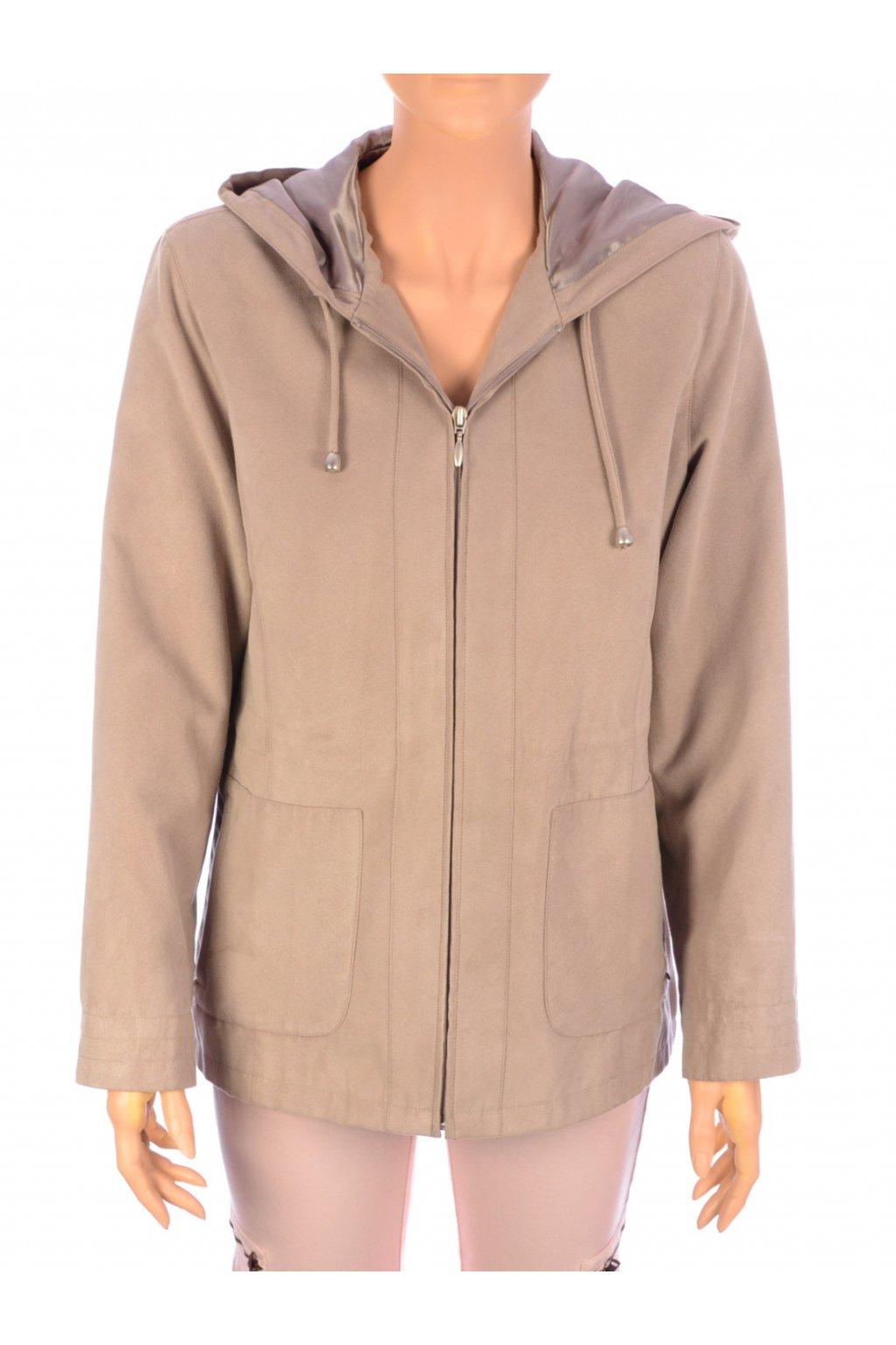 Kabát krátký BHS vel S béžová