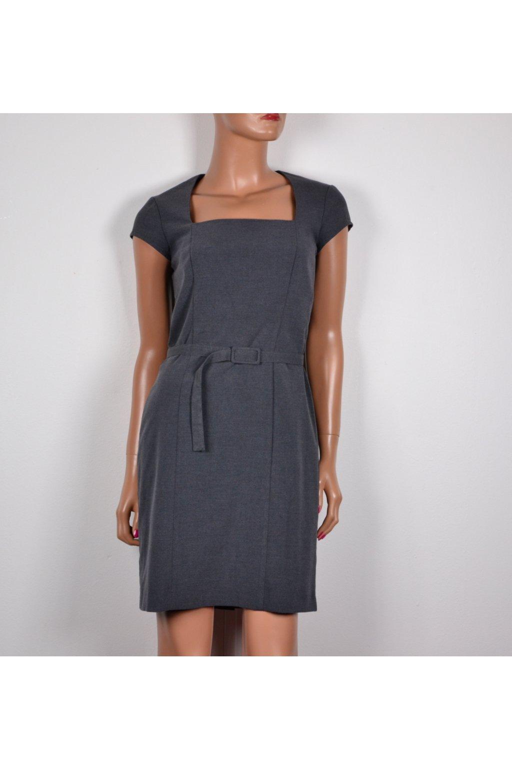 Šaty H&M vel S šedé
