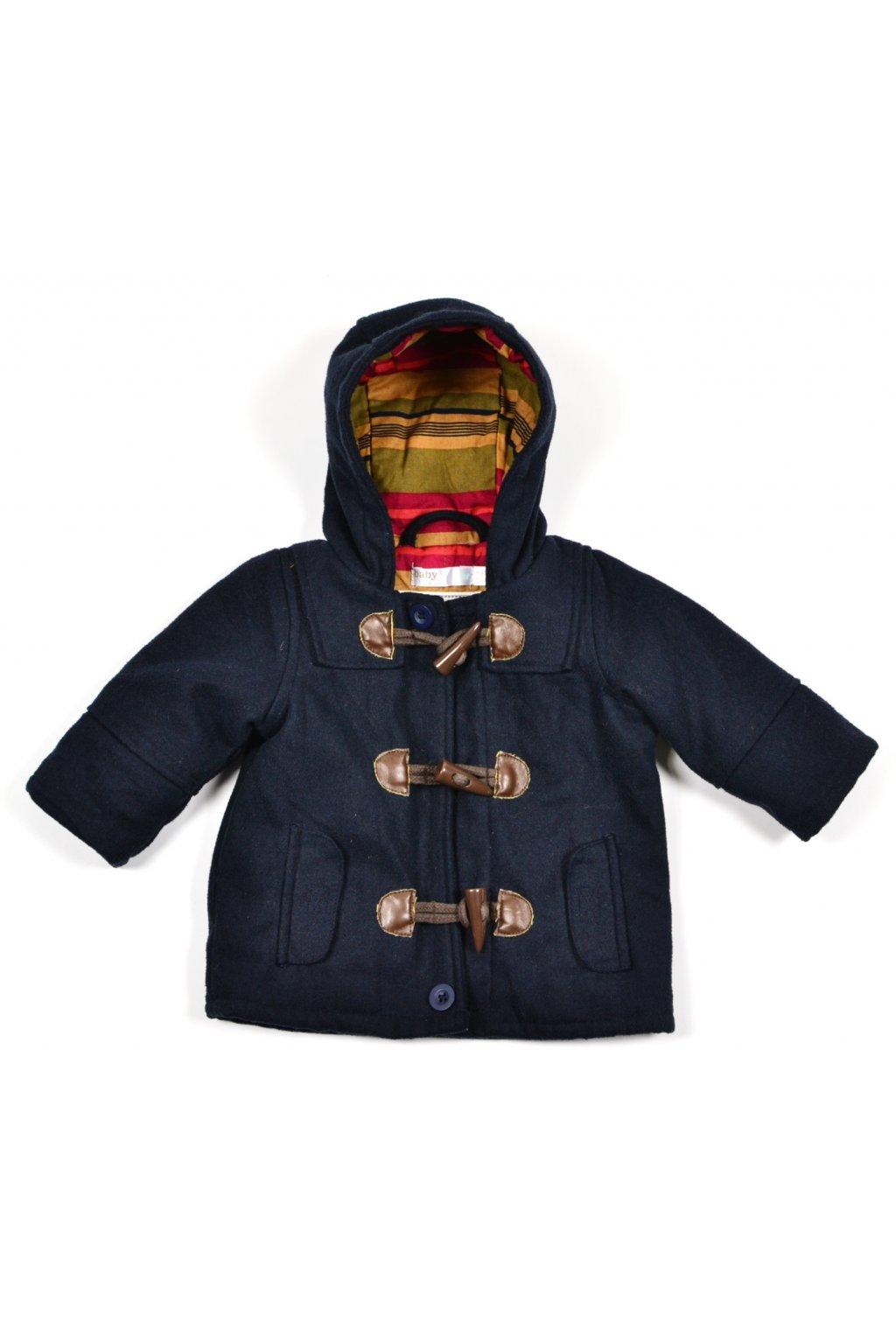 Bunda kabátek podzim/zima 3-6 měs/68 M&Co