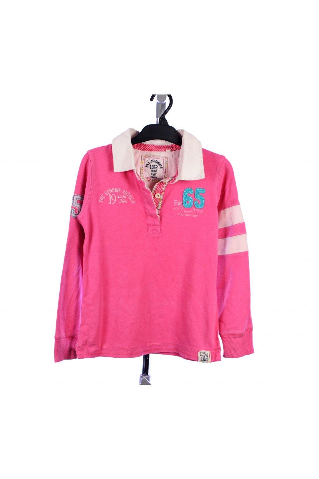 tričko Next vel.134