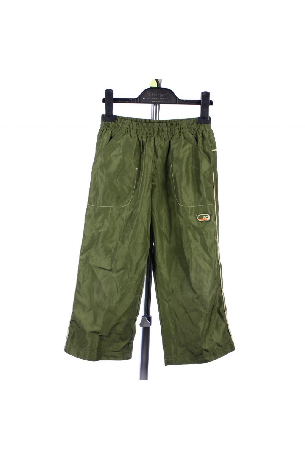 Kalhoty šusťákové se síťovanou podšívkou Alive vel. 128