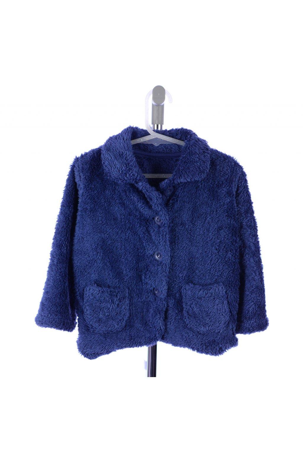 Mikina kabátek česaný flís Puddlepat vel. 80