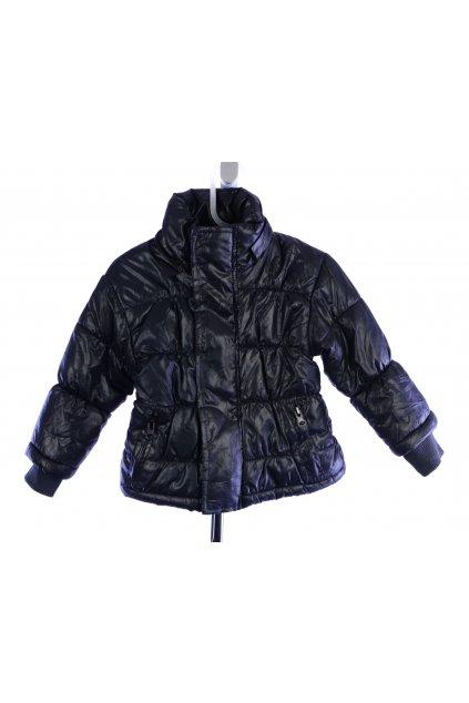 Bunda zimní Fashion černá vel 80-86