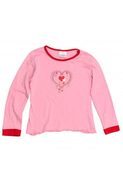 Tričko Pocopiano 116/5-6 růžové