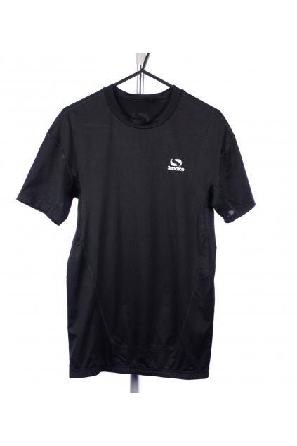 Tričko funkční sportovní Sondico vel M černé