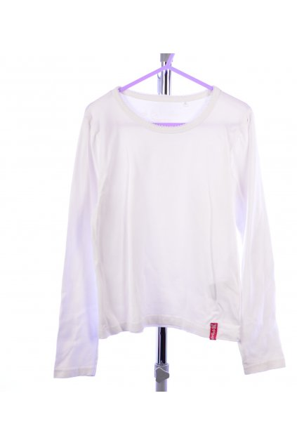 Tričko Multiline bílé 122/128