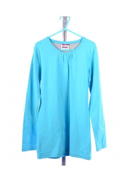 Tričko Yigga vel 146/152 bledě modré