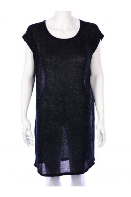 Šaty černé třpytivé Esmara vel. 40 - 42 / M - L