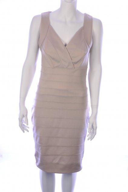 Šaty Orsay světle růžové vel. M