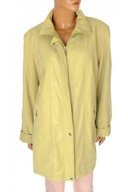 Kabát podzim zima tmavě šedý C&A vel. XL
