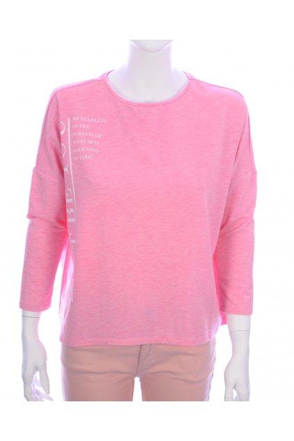 Tričko růžové H&M vel. 170 / XS