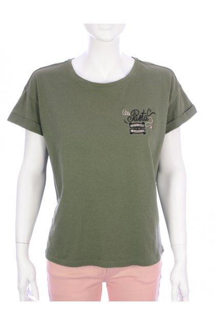 Tričko Reserved vel M zelené
