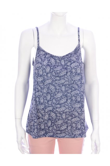 Tričko Jean Pascale vel L šedé se vzorem