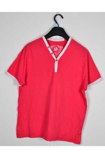 Tričko Cedarwood state vel S růžové pánské