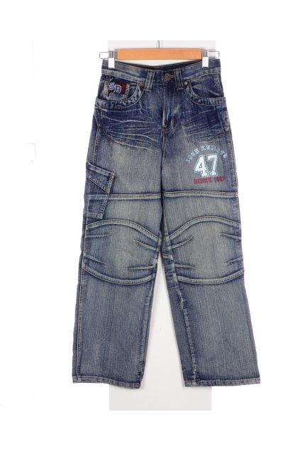 Kalhoty rifle Dognose Takko vel 146