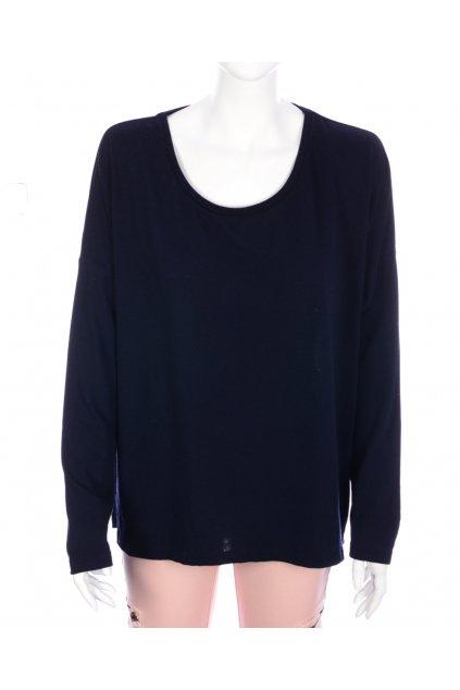 Tričko – slabší mikina Betty Barclay vel L-XL tmavě modrá
