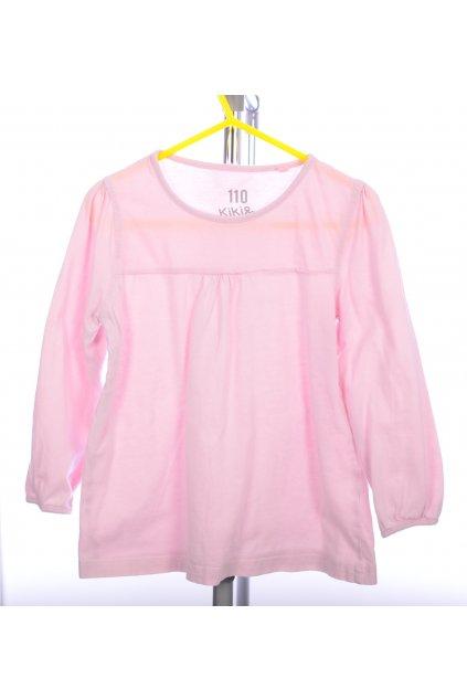 Tričko Kiki&Koko vel 110 růžové