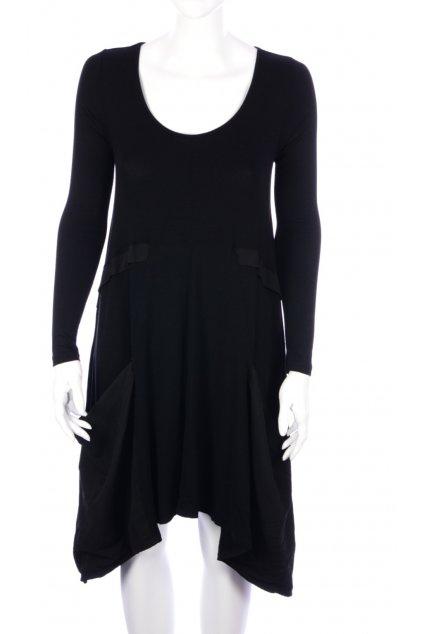 Šaty černé Asos vel. S / 36 / uk 8
