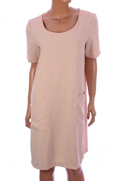 Šaty Esmara vel M béžové