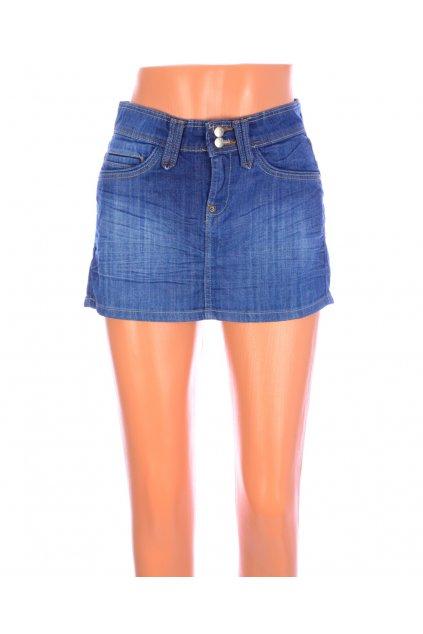 Sukně mini riflová Mango Jeans vel. 36 / S