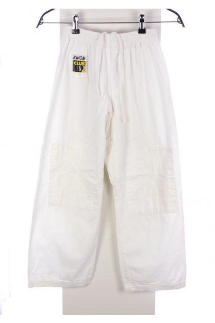 Kimono kalhoty sport Kwon Club line vel. 140