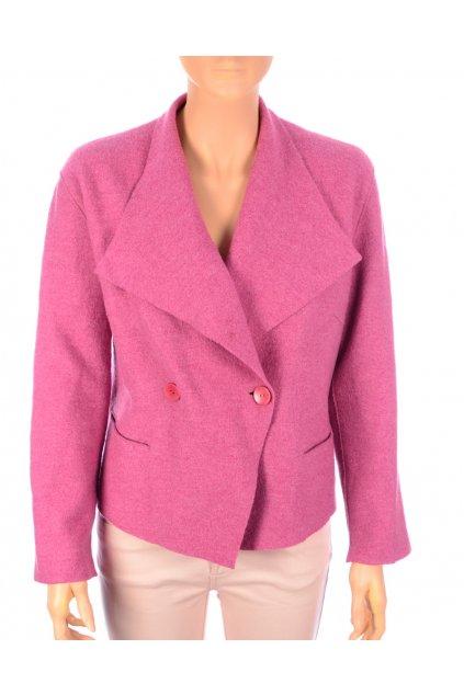 Kabát krátký Oska vel.M/L 100% vlna