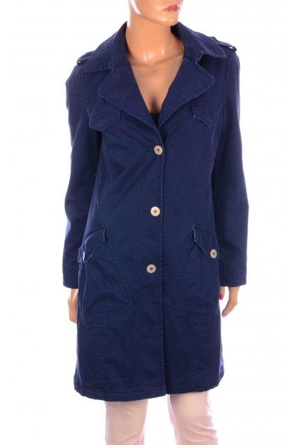 Kabát Benetton vel. S modrý