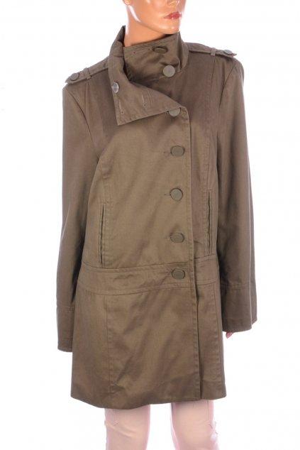 Kabát New Look khaki lehký vel. L / uk 18 / 46