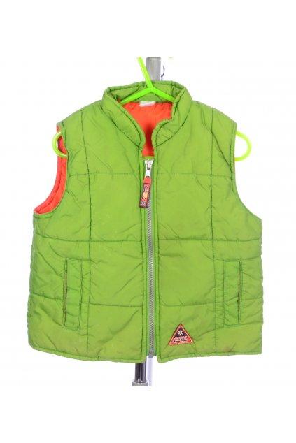 Bunda vesta Adams vel 92 zelená