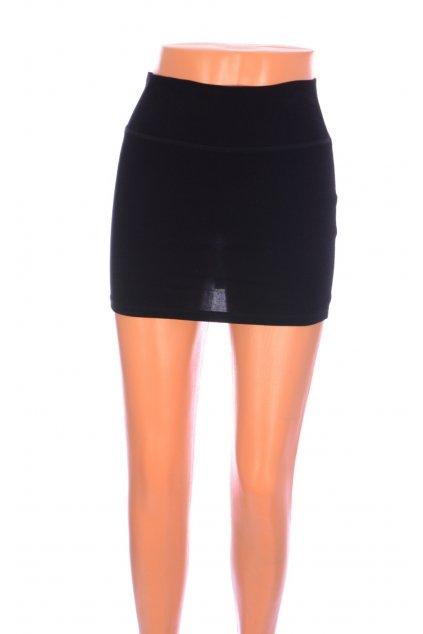 Sukně C&A černá mini vel. XS